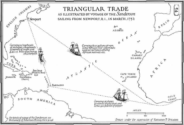 Worksheets Triangular Trade Worksheet triangular trade worksheet worksheets and writing black peoples of america the history on net