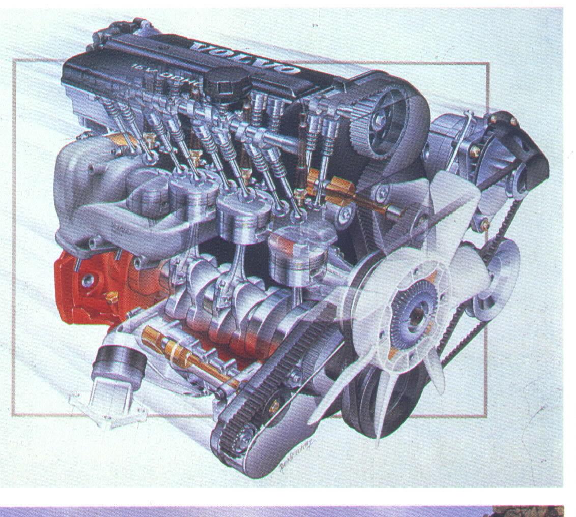 Volvo 240 Camshaft Oil Leak: Portfolio -1/1